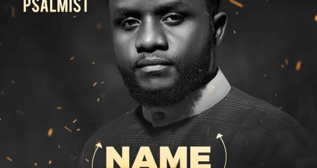 Jimmy D Psalmist - Name Above All Names